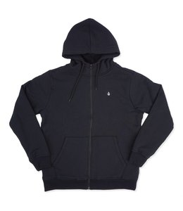 VOLCOM SINGLE STONE LINED ZIP HOODIE