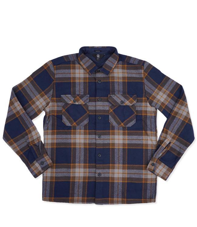 VOLCOM Randower Flannel Shirt