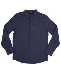 VOLCOM CADEN SOLID LONG SLEEVE SHIRT