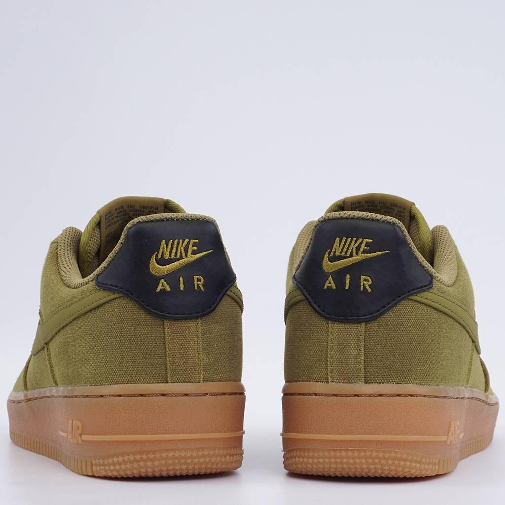 a96f71b06 Nike Air Force 1 '07 LV8 Style - Camper Green/Gum Medium Brown - MODA3