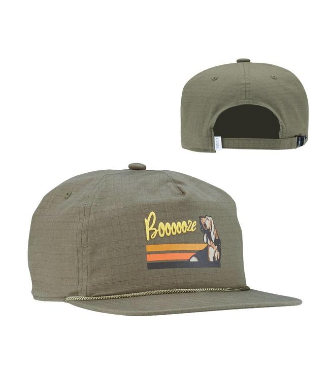111c5a24ed5 Coal The Field Hat - Olive (Booze Hound)