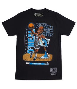 MITCHELL AND NESS SHAQ SALEM CLASSIC TEE