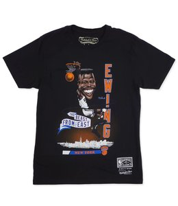 MITCHELL AND NESS PATRICK EWING SALEM CLASSIC TEE