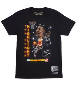 MITCHELL AND NESS DOMINIQUE WILKINS SALEM CLASSIC TEE