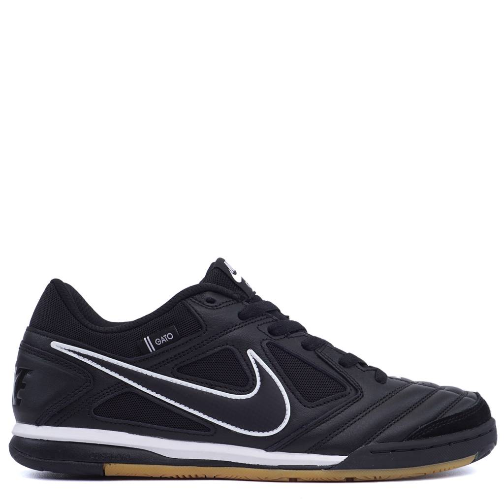 98ab3fbf203 Nike SB Gato - Black White Gum Light Brown Black