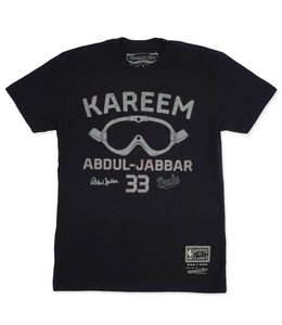 MITCHELL AND NESS BUCKS HWC KAREEM GOGGLES TEE