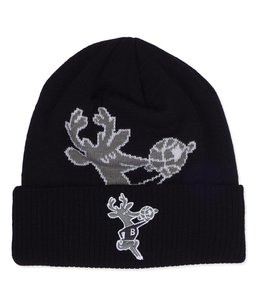 MITCHELL AND NESS BUCKS HWC CROPPED CUFF BEANIE