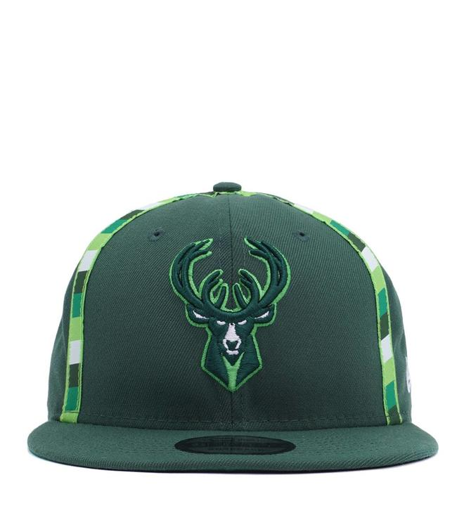 NEW ERA Bucks Irish Rainbow Snapback Hat