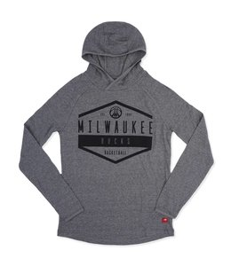 SPORTIQUE BUCKS WINSTON LIGHTWEIGHT THERMAL HOODIE