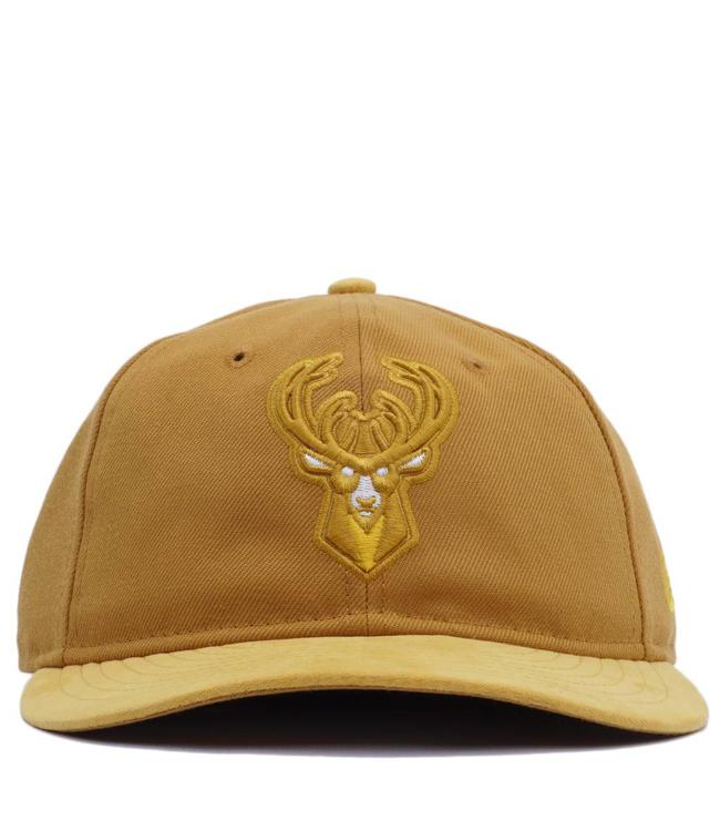 NEW ERA Bucks Tonal Choice Retro Snapback Hat