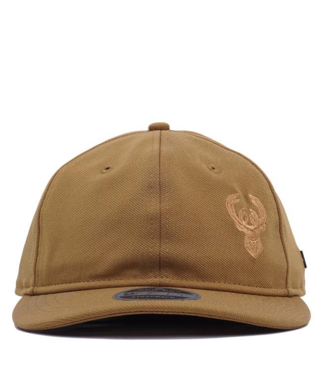NEW ERA Bucks Flawless Retro Snapback Hat