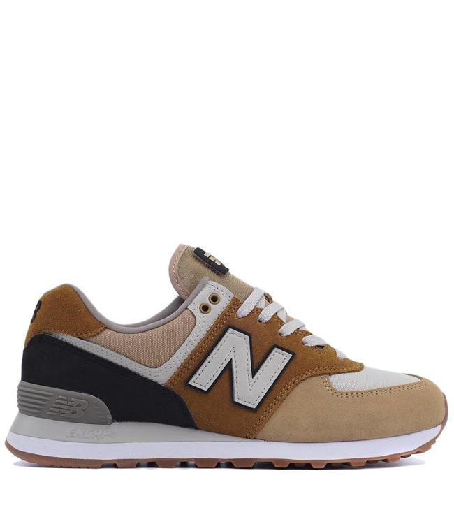 NEW BALANCE 574 Military Patch