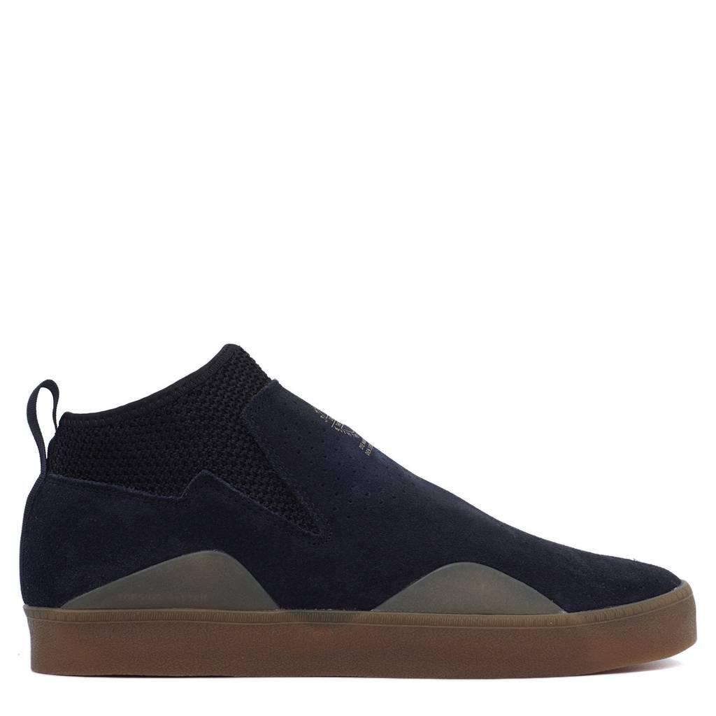 ba357fa08bb Adidas 3ST.002 Shoes - Core Black Gold Metallic Gum