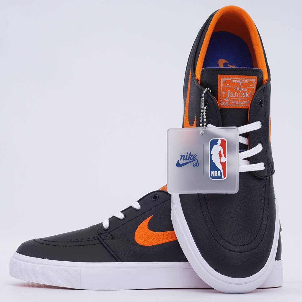 0fd7ce57f44d30 Nike SB x NBA Zoom Janoski - Black Rush Blue Brilliant Orange - MODA3