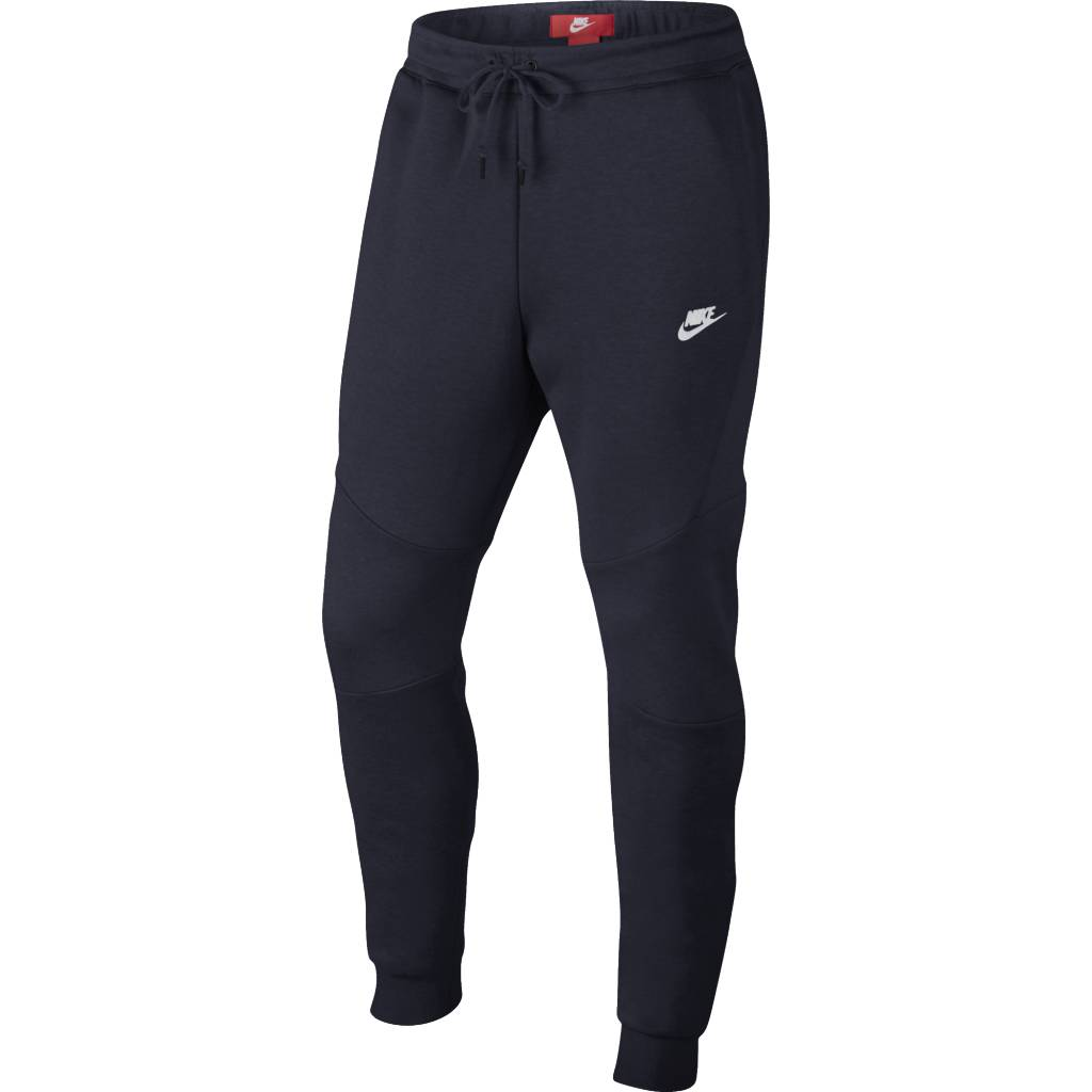 hot-selling official buying cheap new appearance Nike Tech Fleece Jogger Pant - Obsidian/White/White | 805162-455