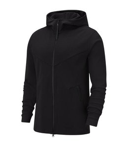 NIKE TECH PACK KNIT FULL-ZIP HOODIE