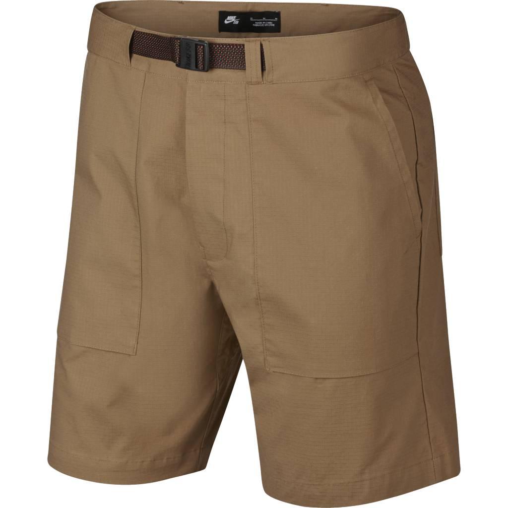 online retailer new york pre order Nike SB Everett Ripstop Shorts - Golden Beige | AO2414-216