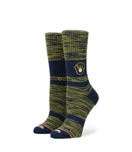 STANCE BREWERS WOMENS CLASSIC CREW SOCK
