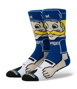 STANCE BREWERS BERNIE BREWER SOCK