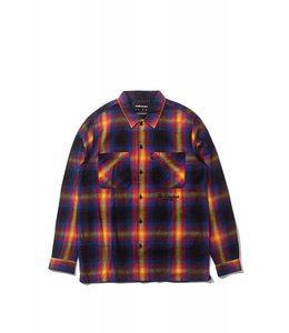 THE HUNDREDS SHADES BUTTON-UP