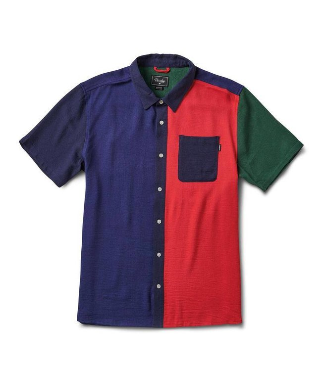 PRIMITIVE Uno SS Button-Up