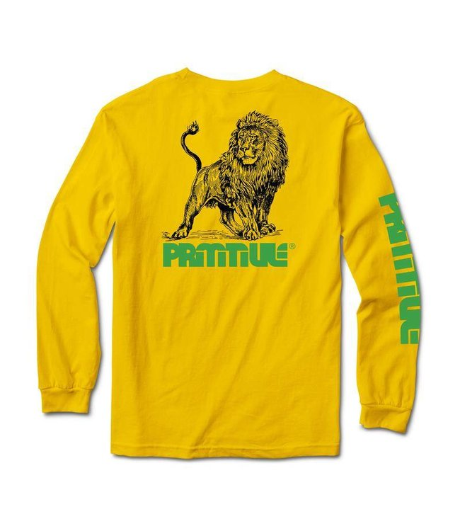 PRIMITIVE Wax Long Sleeve Tee