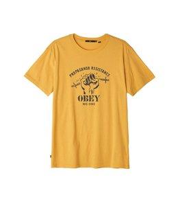 OBEY RESIST FIST SUPERIOR TEE
