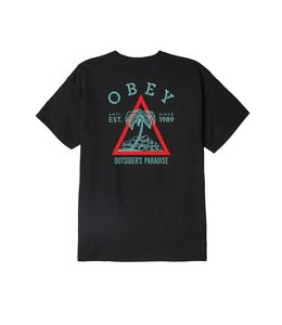 OBEY OUTSIDER'S PARADISE BASIC TEE