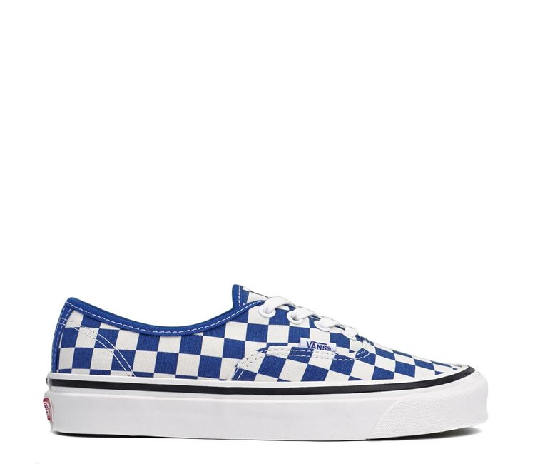 73e7f5f3ac96 Vans Authentic 44 DX (Anaheim Factory) - OG Blue Checkerboard - MODA3