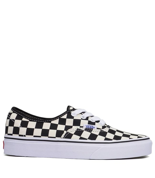 2be19e3b61 Vans Authentic (Golden Coast) Shoes - Black White Checkerboard - MODA3
