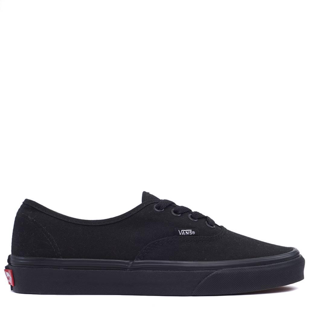 ceny detaliczne gorące wyprzedaże gorąca wyprzedaż Vans Authentic ComfyCush Shoes - Black/Black | VN0A3WM7VND