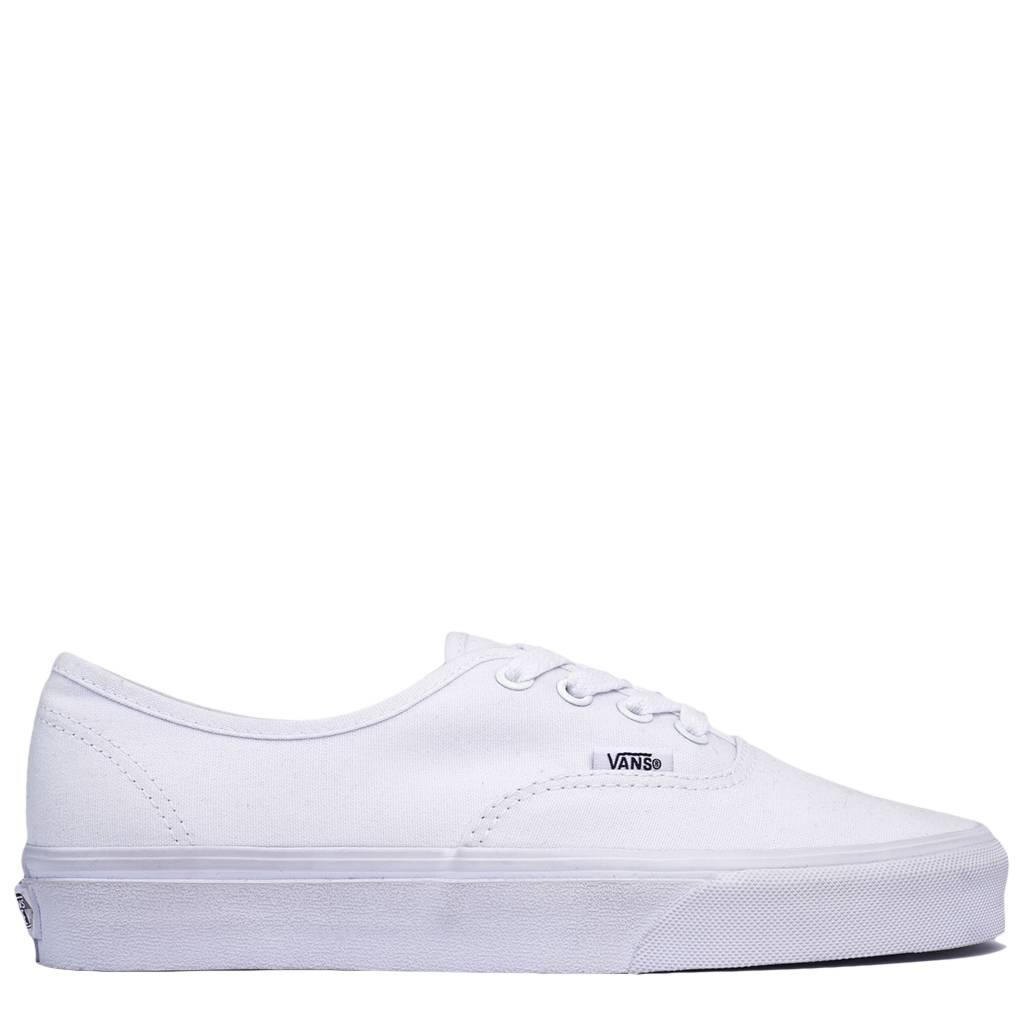 Vans Authentic ComfyCush Shoes - True White | VN0A3WM7VNG