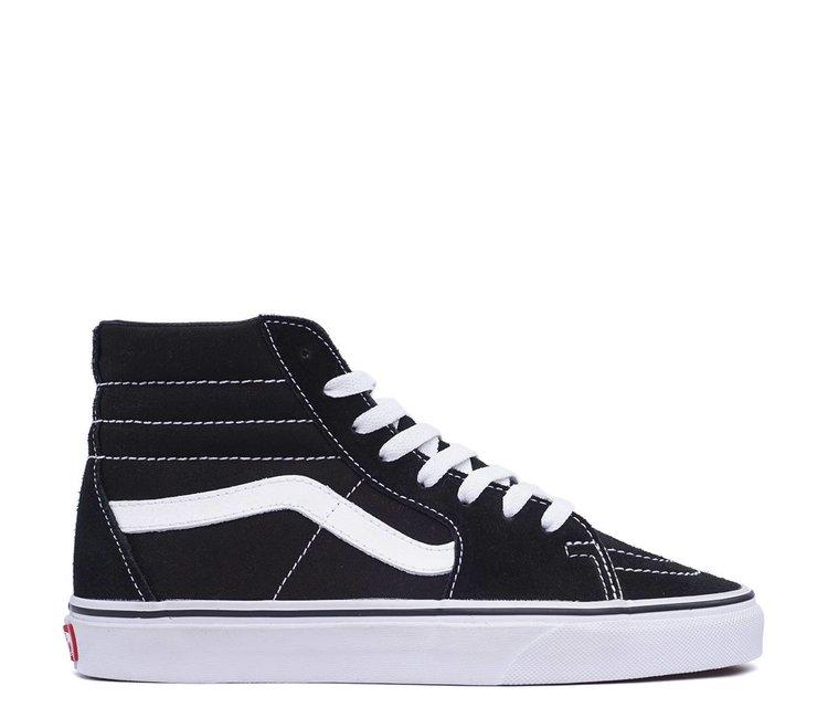 Vans SK8-Hi ComfyCush Shoes - Black White  3108761a3