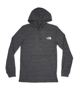 THE NORTH FACE TRI-BLEND HENLEY HOODIE