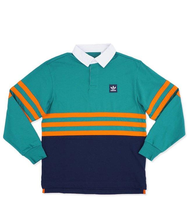 ADIDAS Winchell Long Sleeve Polo