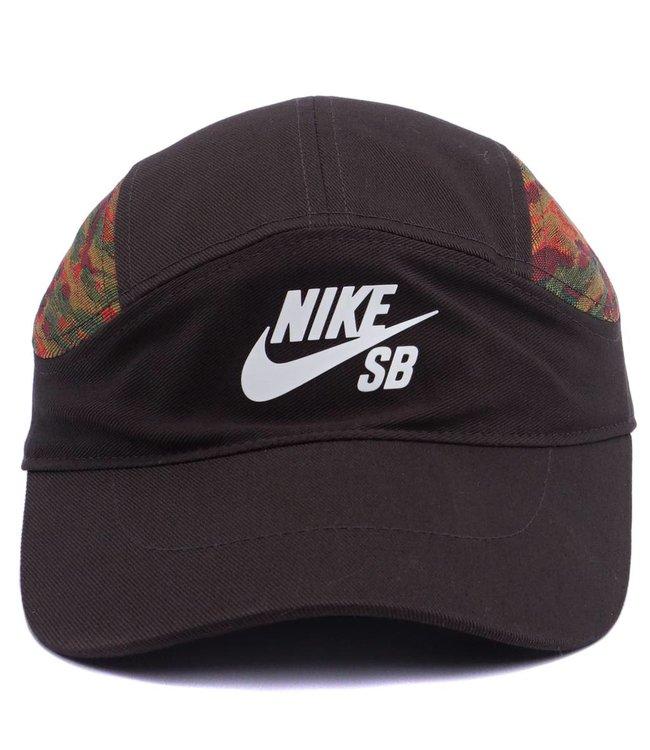 a1b396b58c3c9 Nike SB Tailwind Aerobill Hat - Velvet Brown