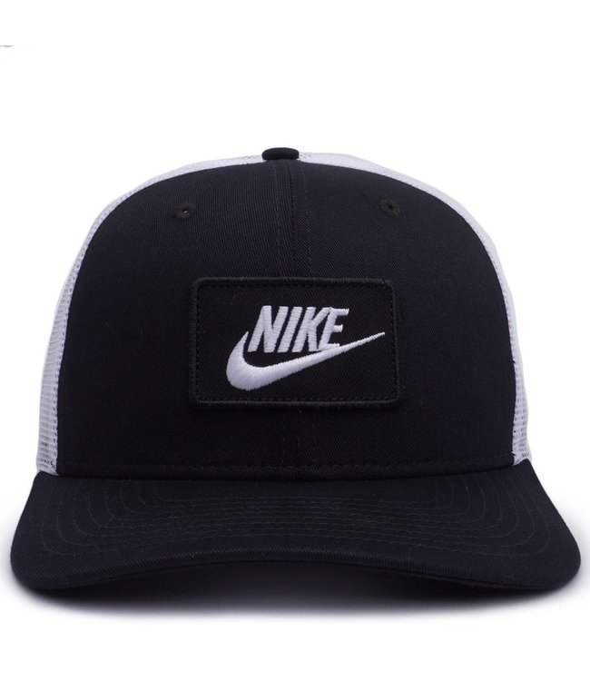 4d58cd6fba Nike Classic 99 Trucker Hat - Black White