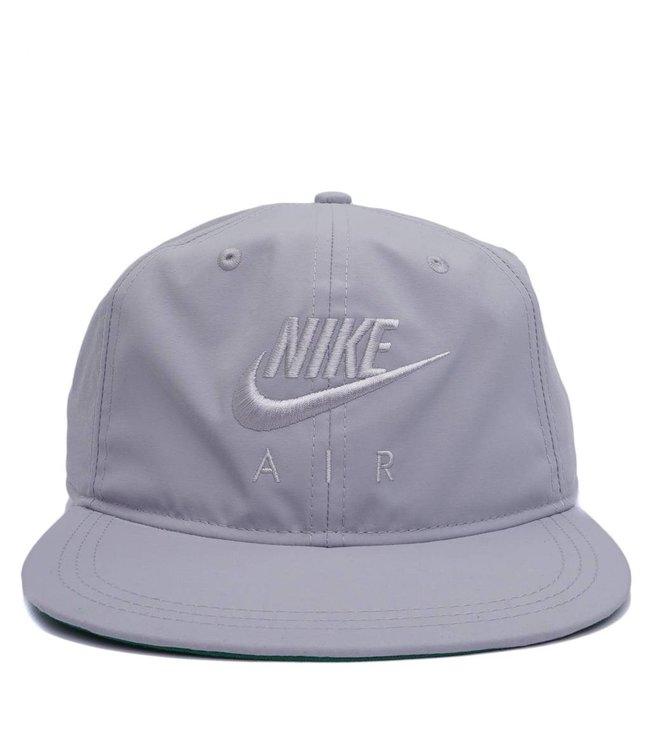Nike Pro Air Snapback Hat - Wolf Grey Pine Green Vast Grey - MODA3 2cbac155743
