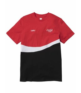 STAPLE X COCA-COLA WAVE TEE