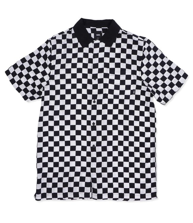 VANS Checker Camp Button-Up Shirt