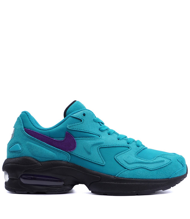 448ef8a4fe12 Nike Air Max2 Light - Spirit Teal Black Court Purple