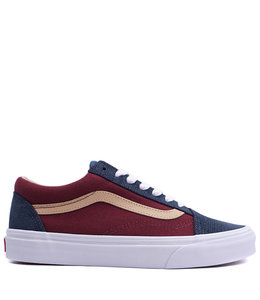 VANS OLD SKOOL (TEXTURED SUEDE)