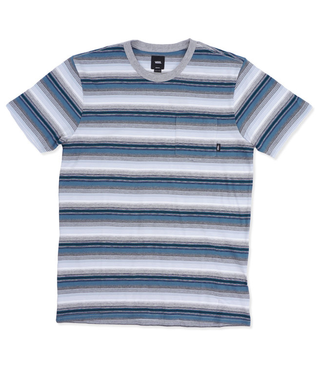 1a33a067fe Vans Redmond Shirt - Bluestone Heather Grey