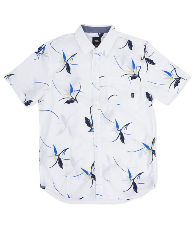 VANS Shade Short Sleeve Buttondown Shirt