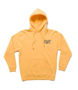 THE QUIET LIFE GRID PULLOVER HOODED SWEATSHIRT