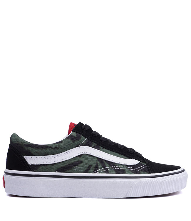 cd780ce7c14823 Vans Old Skool (Tie Dye) Shoes - Multicolor Black