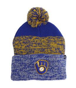 '47 BRAND BREWERS STATIC CUFF KNIT BEANIE