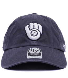 '47 BRAND BREWERS RETRO CLEAN UP HAT