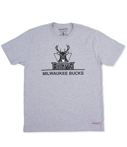 MITCHELL AND NESS BUCKS CROPPED XL SS TEE