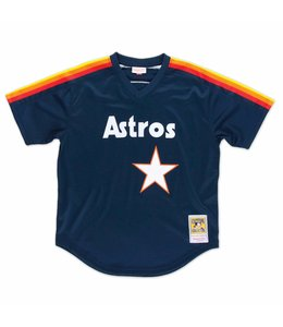 MITCHELL AND NESS ASTROS NOLAN RYAN 1988 AUTHENTIC BP JERSEY